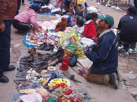 Hilfsprojekt Cusco Peru