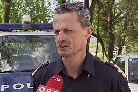 Stadtpolizeikommandant Lindenthaler