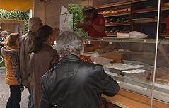 Der ORF-Salzburg-Schmankerlmarkt beim Landesstudio Salzburg