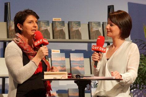 Beate Maxian und Katharina Maurer