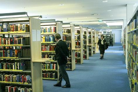 Hauptbücherei Wien