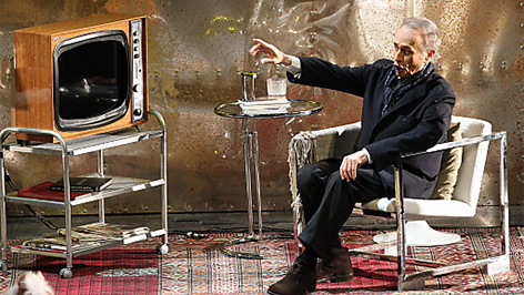 "Jose Carreras bei seinem Comeback in der Kolonovits-Oper ""El Juez"""