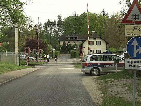 Bahnübergang Krumendorf Pensionistin getötet Rollator
