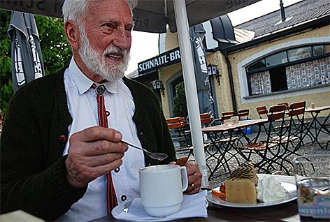 Ernst Florian Winter tot Nachruf