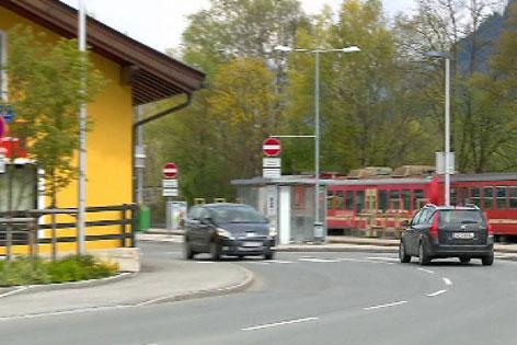 Neuer Bahnhof Kaltenbach