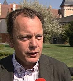 Markus Hoyos, Burgbesitzer Rosenburg