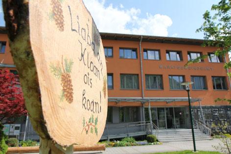 kleiner Maibaum in Ebensee
