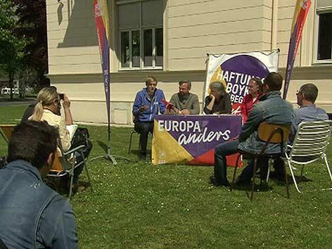 Martin Ehrenhauser Europa anders EU