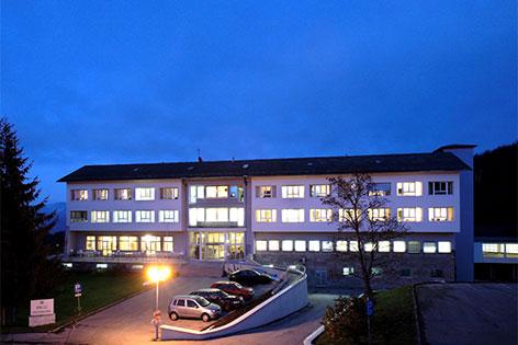 EMCO-Klinik auf dem Dürrnberg