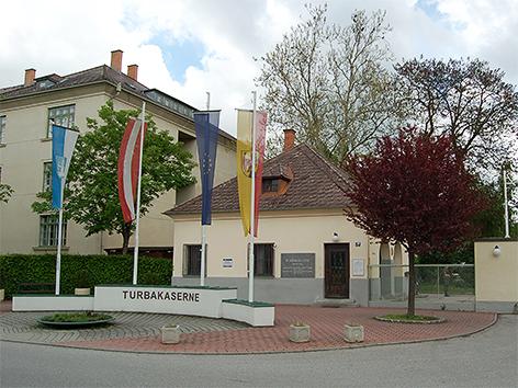 Turba-Kaserne Pinkafeld