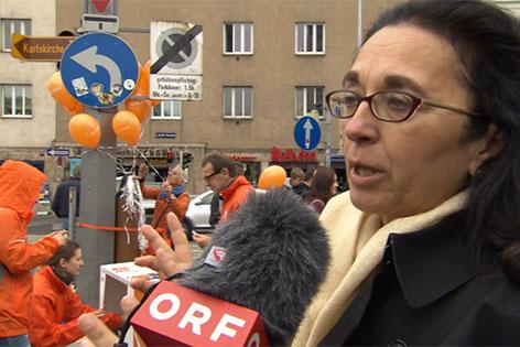 Angelika Werthmann, EU-Spitzenkandidatin des BZÖ