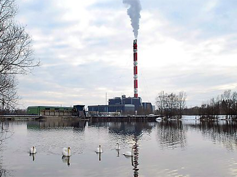 Kraftwerk Mellach