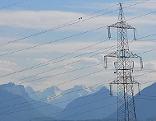 380 kV Stromautobahn Elektrizität Freileitung Lattengebirge Reiter Alpen Loferer Steinberge Salzburg AG Verbund