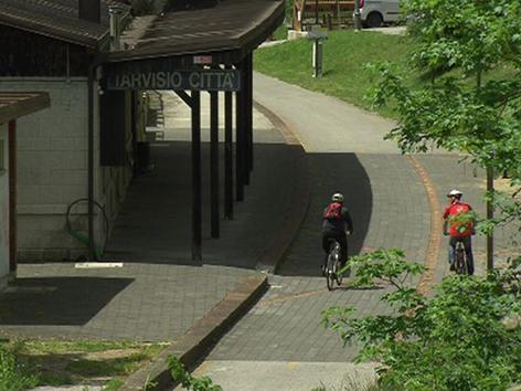 Alpen Adria Trail Rad