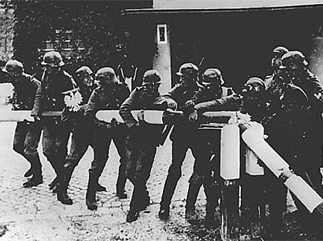 Kriegserklärung Polen