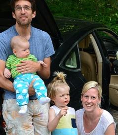 Familie Rollwagen aus Wien