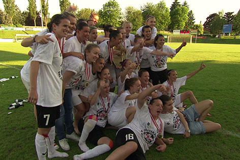 SV Neulengbach Meisterfeier