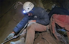 Untersberg Höhlendrama Höhlenrettung erste Bilder aus der Tiefe