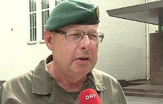 Heinz Hufler, Militärkommandant von Salzburg