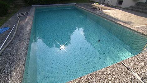 Abwassergebühren Pool