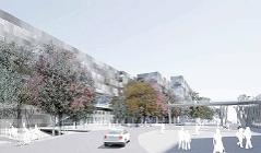 ZWT Forschungszentrum Graz - Entwurf