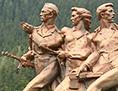 Partizanski spomenik Peršman ZKP partizani NOB