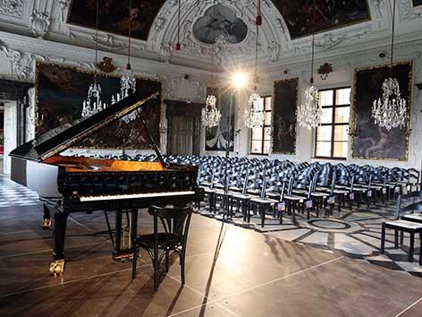 Eggenberger Schlosskonzerte 2014 Sujet