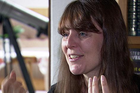 Lisa Kaltenegger, Astrophysikerin aus Kuchl