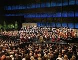 Festakt zur Eröffnung der Salzburger Festspiele in der Felsenreitschule