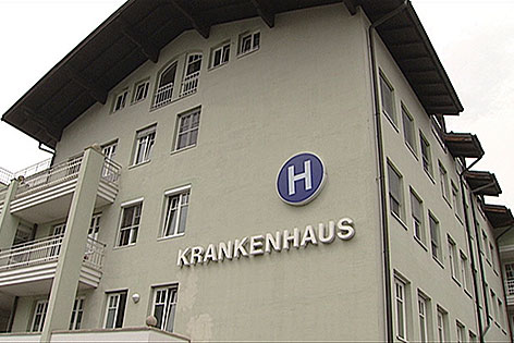 Das Spital und Krankenhaus in Mittersill