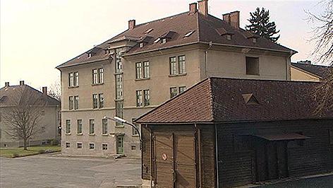 Kaserne Oberwart