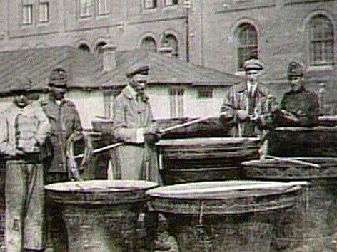 Erster Weltkrieg: Kriegsalltag in Kärnten