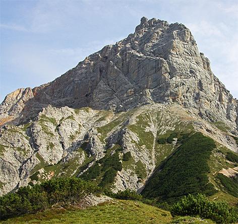 Selbhorn Steinernes Meer Klettersteig Maria Alm Südwestwand