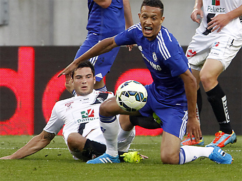 WAC gegen Chelsea Spiel
