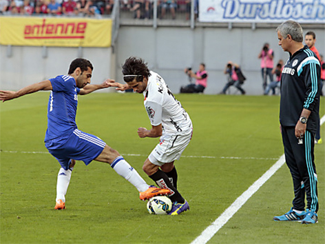 WAC gegen Chelsea