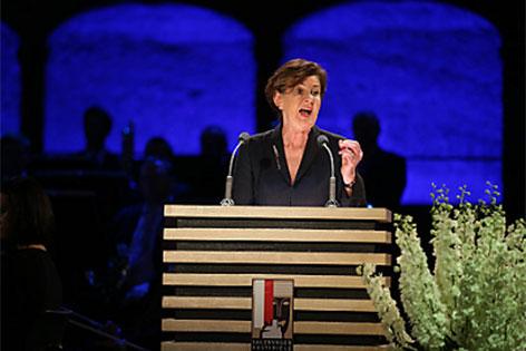 Festspiel-Präsidentin Helga Rabl-Stadler