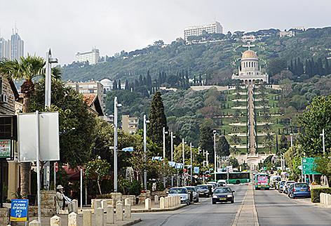 Haifa Israel Galiläa