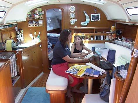 SSC Weltumsegler Marina Aquileia