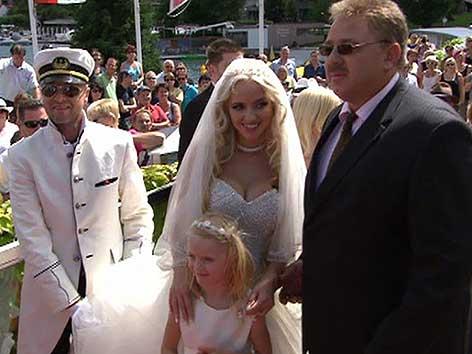 Lugner Cathy Verlobung Velden