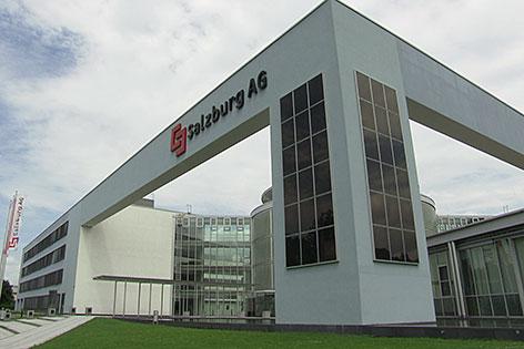 Zentrale des Landesenergieversorgers Salzburg AG in Salzburg Schallmoos