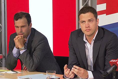 Alexander Graham Bell Recurso Confusión  Gemeinderat Aigner wird FPÖ-Mitglied - wien.ORF.at