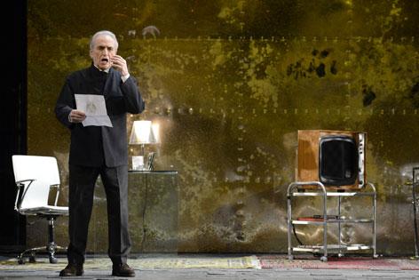 Kolonovits-Oper in Erl mit Jose Carreras