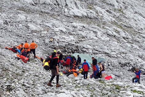Höhlenunglück im Tennengebirge