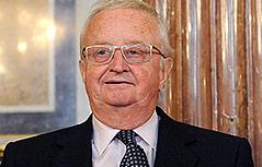Verstorbener ÖBB-Aufsichtsratspräsident Horst Pöchhacker
