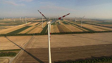 Windpark Andau