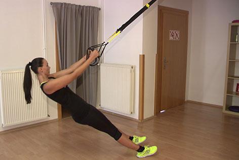 Muskeltraining Durch Trx Niederosterreich Heute