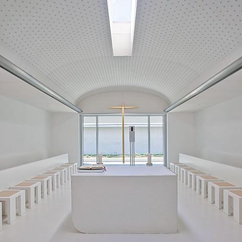 Halleiner Franziskanerinnen Architekturpreis Salzburg 2014