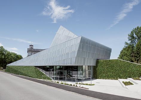 Gemeindezentrum Hallein-Rif Architekturpreis Salzburg 2014