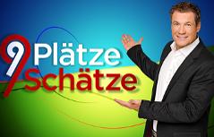 """""""9 Plätze – 9 Schätze"""""""