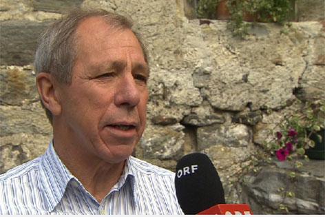 Cyriak Schwaighofer, Klubobmann der Grünen im Salzburger Landtag